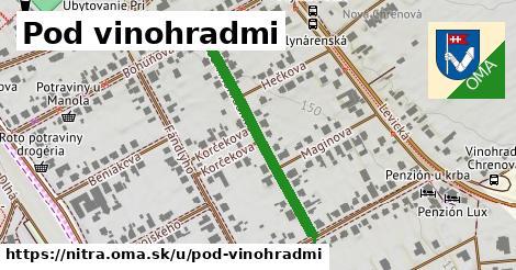 ilustrácia k Pod vinohradmi, Nitra - 342m