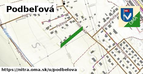 ilustrácia k Podbeľová, Nitra - 151m
