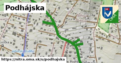 ilustrácia k Podhájska, Nitra - 0,72km