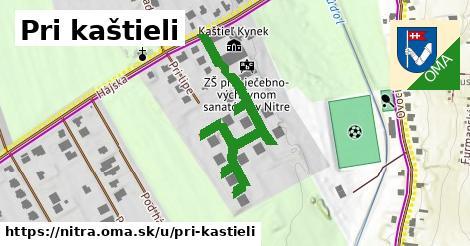 ilustrácia k Pri kaštieli, Nitra - 223m