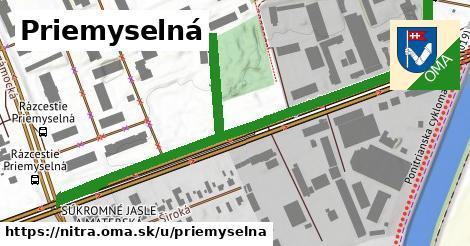 ilustrácia k Priemyselná, Nitra - 0,98km