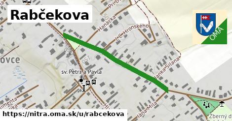 ilustračný obrázok k Rabčekova, Nitra