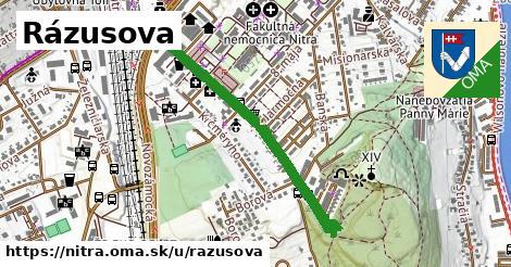 ilustrácia k Rázusova, Nitra - 0,86km