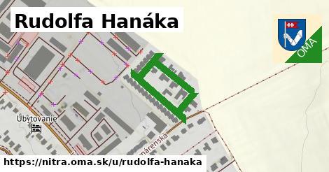 ilustračný obrázok k Rudolfa Hanáka, Nitra