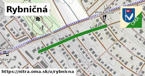 ilustrácia k Rybničná, Nitra - 378m
