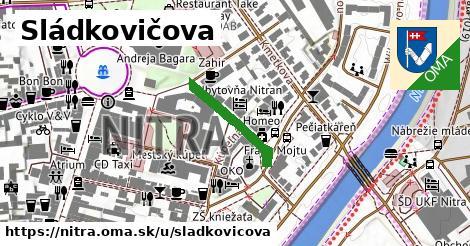 ilustrácia k Sládkovičova, Nitra - 204m