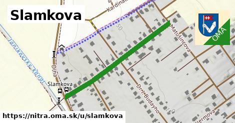 ilustrácia k Slamkova, Nitra - 613m
