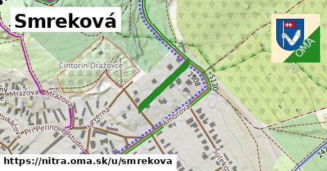 ilustrácia k Smreková, Nitra - 156m