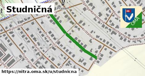 ilustrácia k Studničná, Nitra - 332m