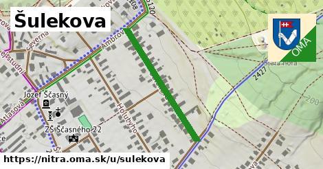 ilustrácia k Šulekova, Nitra - 308m