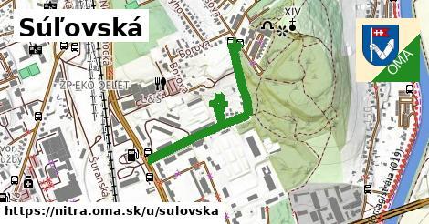 ilustrácia k Súľovská, Nitra - 0,78km