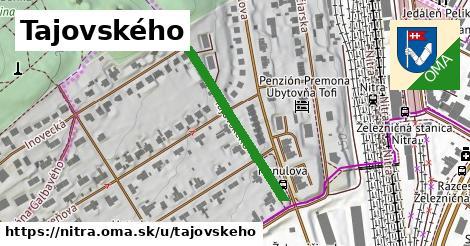 ilustrácia k Tajovského, Nitra - 309m