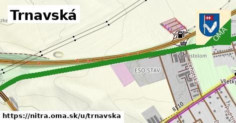 ilustračný obrázok k Trnavská, Nitra