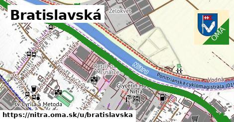 ilustrácia k Bratislavská, Nitra - 4,2km