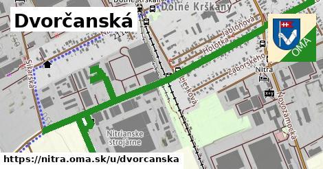Dvorčanská, Nitra