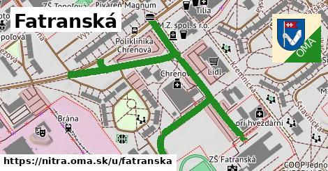 ilustrácia k Fatranská, Nitra - 0,82km