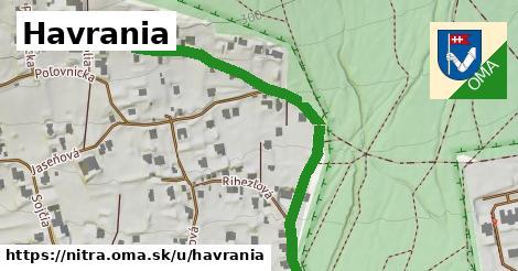 ilustrácia k Havrania, Nitra - 592m