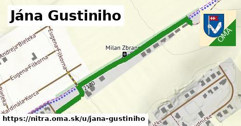 Jána Gustiniho, Nitra