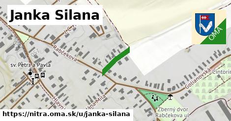 ilustrácia k Janka Silana, Nitra - 121m
