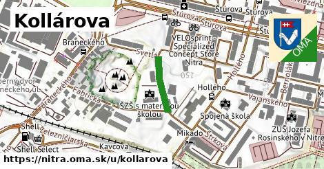 Kollárova, Nitra