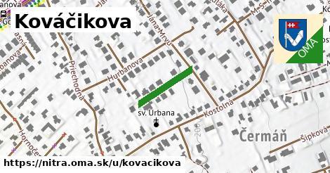 Kováčikova, Nitra