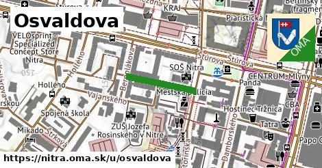 Osvaldova, Nitra