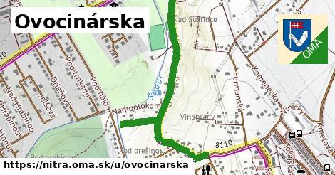 ilustrácia k Ovocinárska, Nitra - 1,07km