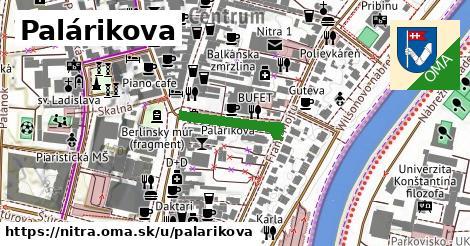 Palárikova, Nitra