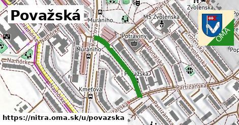 ilustrácia k Považská, Nitra - 244m