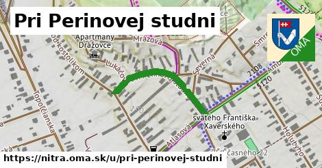 Pri Perinovej studni, Nitra