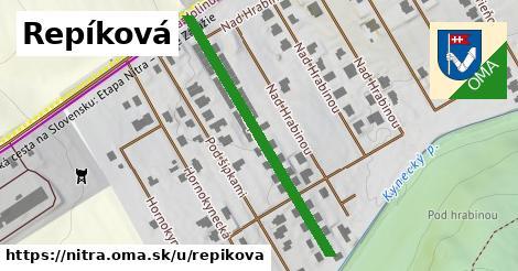 ilustrácia k Repíková, Nitra - 403m