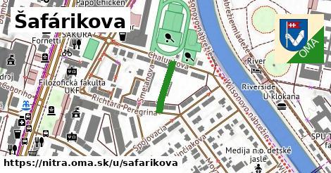 Šafárikova, Nitra
