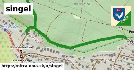 ilustrácia k singel, Nitra - 5,1km