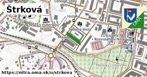 ilustrácia k Štrková, Nitra - 87m