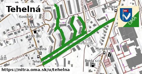 ilustrácia k Tehelná, Nitra - 1,23km
