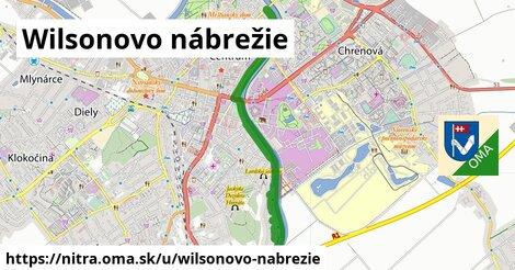 Wilsonovo nábrežie, Nitra
