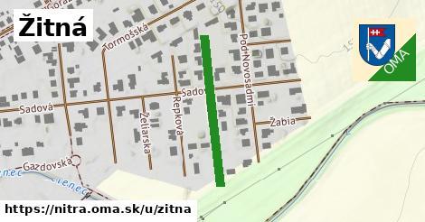 ilustrácia k Žitná, Nitra - 267m
