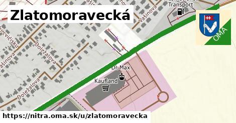 ilustrácia k Zlatomoravecká, Nitra - 0,74km