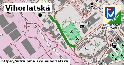 ilustrácia k Vihorlatská, Nitra - 254m
