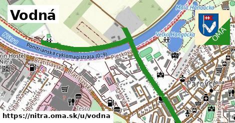 ilustrácia k Vodná, Nitra - 1,40km