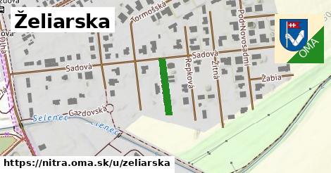 ilustrácia k Želiarska, Nitra - 129m