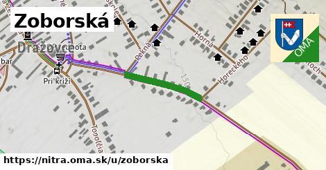 ilustrácia k Zoborská, Nitra - 187m