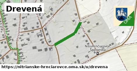 ilustrácia k Drevená, Nitrianske Hrnčiarovce - 152m