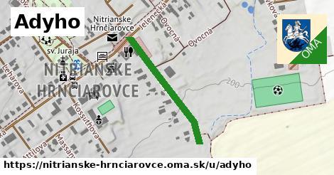 ilustrácia k Adyho, Nitrianske Hrnčiarovce - 285m