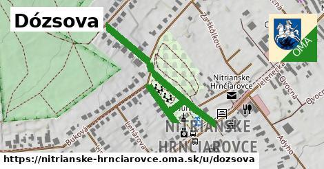 ilustrácia k Dózsova, Nitrianske Hrnčiarovce - 498m