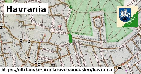ilustrácia k Havrania, Nitrianske Hrnčiarovce - 97m