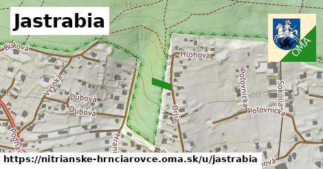 ilustrácia k Jastrabia, Nitrianske Hrnčiarovce - 46m