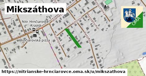 ilustrácia k Mikszáthova, Nitrianske Hrnčiarovce - 116m