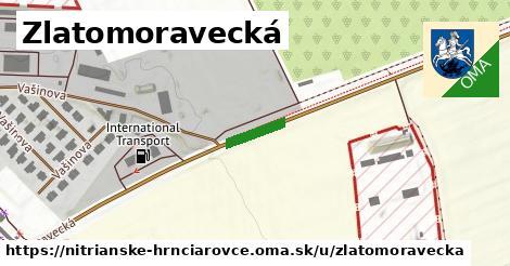 ilustrácia k Zlatomoravecká, Nitrianske Hrnčiarovce - 91m