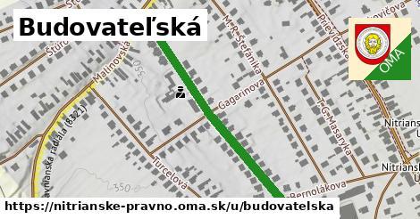 ilustrácia k Budovateľská, Nitrianske Pravno - 416m